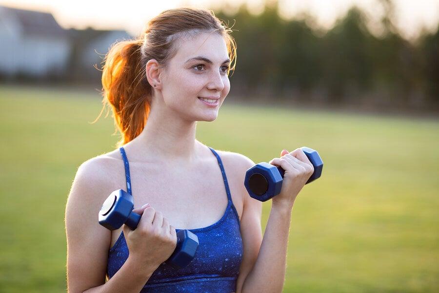 Hacer más actividad física
