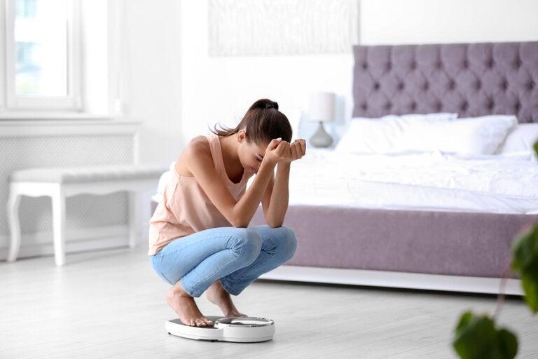 Pérdida de peso involuntaria: ¿por qué se produce?