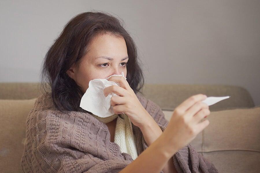 ¿Cuáles son las diferencias entre bronquitis y neumonía?