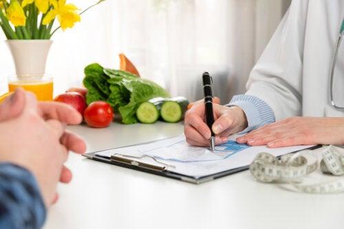 Alimentação para fibromialgia