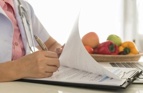 Alimentos para evitar la formación de cálculos renales