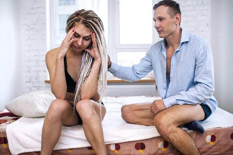 La ansiedad en las relaciones sexuales