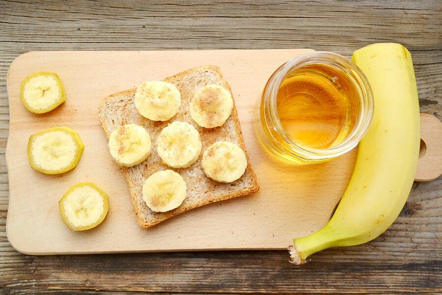 Los beneficios del plátano para deportistas