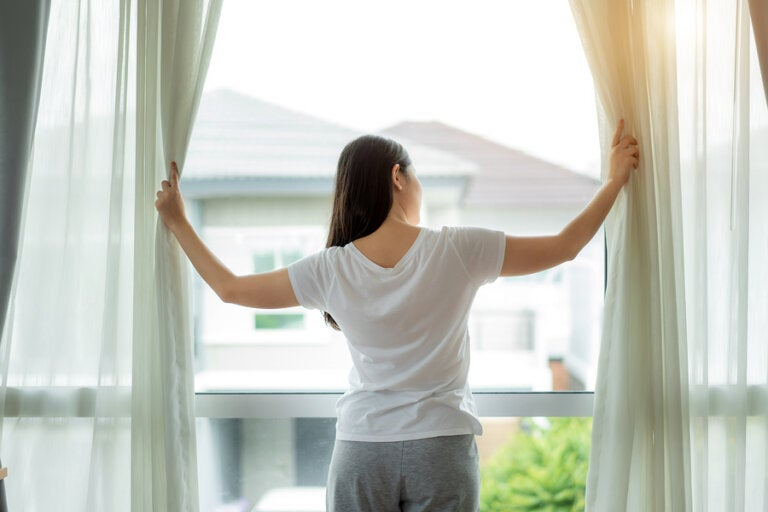 Ventilar la casa: ¿por qué es importante para la salud?