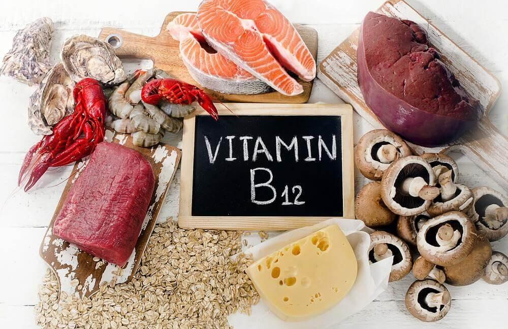 Vitamina B12 y anemia megaloblástica
