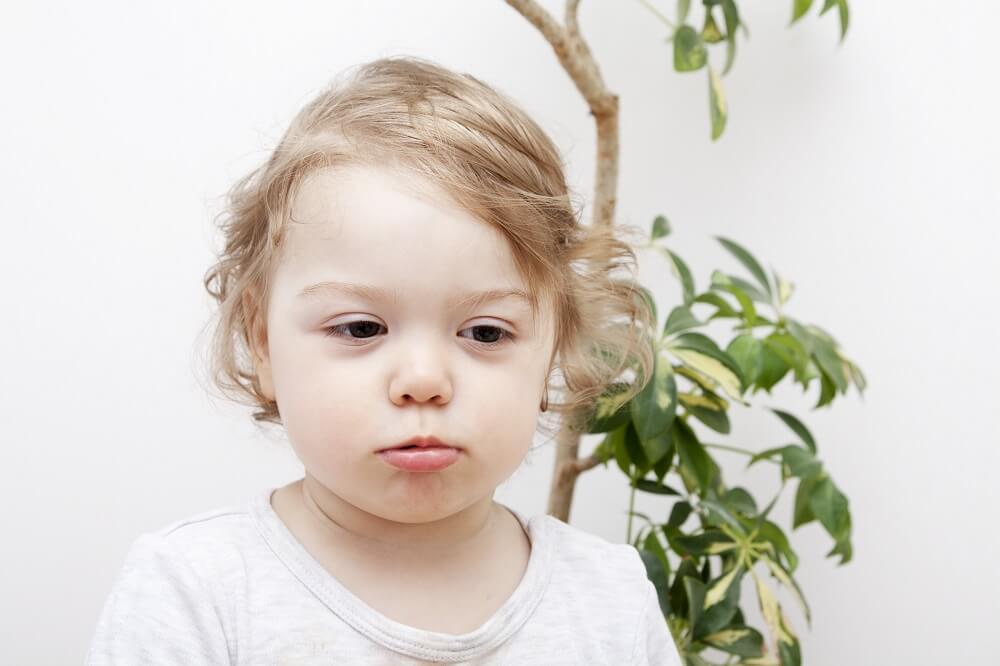 Alopecia infantil: causas y tipos