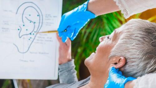 La estimulación del nervio vago en el oído