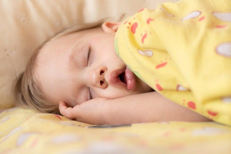 Apnea del sueño en bebés: síntomas y tratamiento