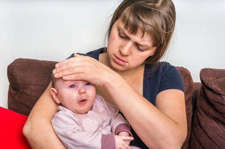 Faringitis en bebés: ¿qué hacer?