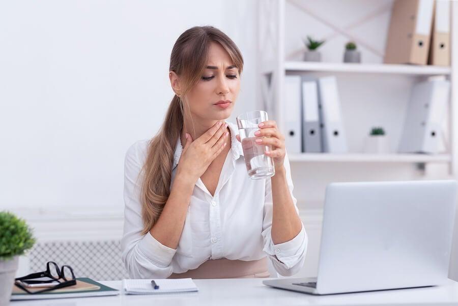 Síntomas de hiperhidratación