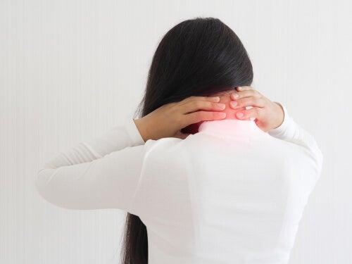 Dolor en las cervicales