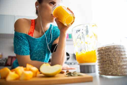 Importancia de la vitamina B6 en la actividad física