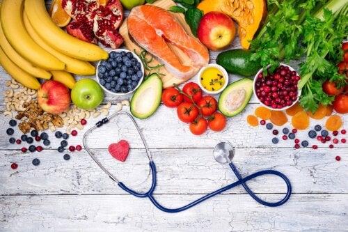 Dieta recomendada para pacientes con insuficiencia cardíaca