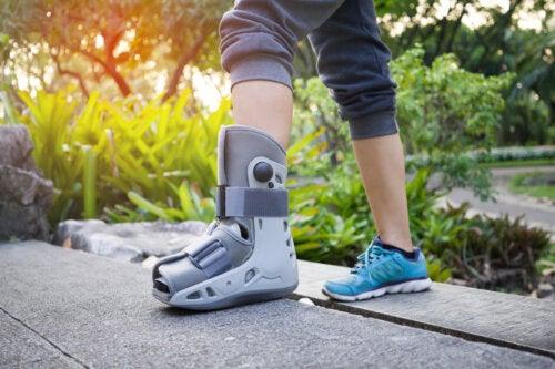 ¿Es posible curar un esguince de tobillo rápido?