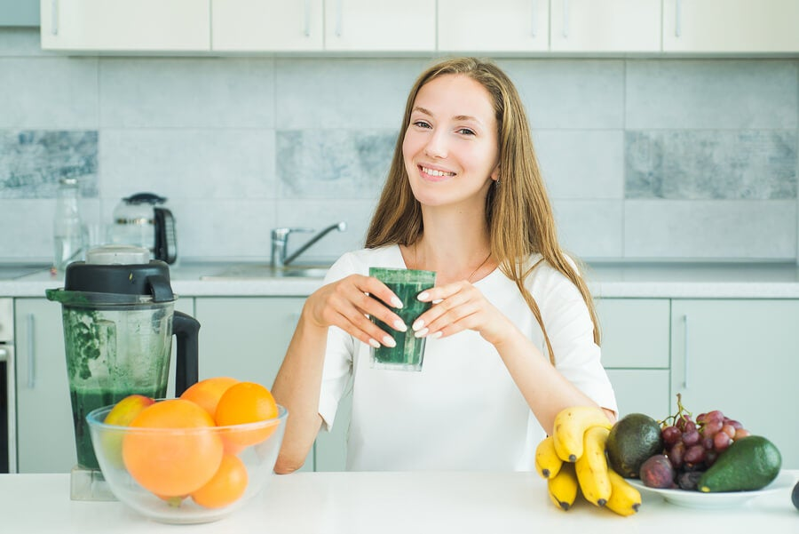Beneficios de la espirulina para vegetarianos y veganos