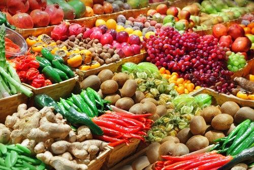 Dietas ricas en flavonoides