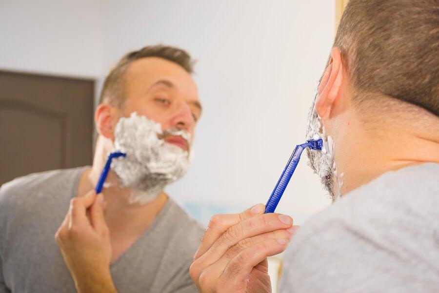 Errores mas comunes en el afeitado