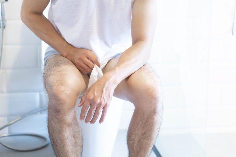 ¿Cuáles son los síntomas de la cistitis en hombres?