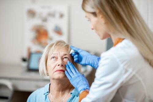 Las infecciones más comunes en los ojos