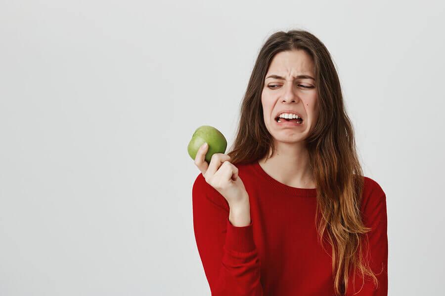 ¿Qué tipo de azúcar tienen las frutas?