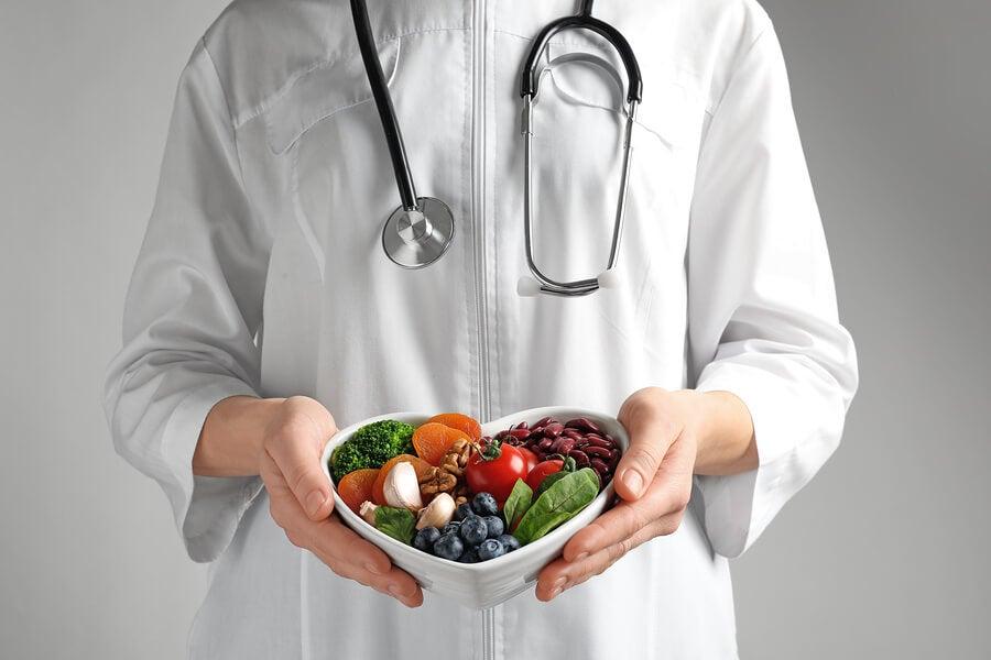 Comer sano ayuda a la salud del corazón