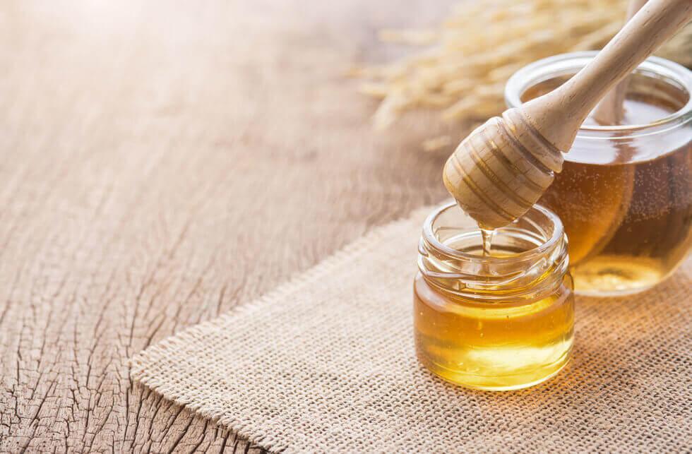 El índice glúcemico de la miel