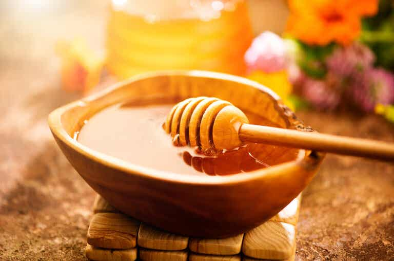 El índice glucémico de la miel