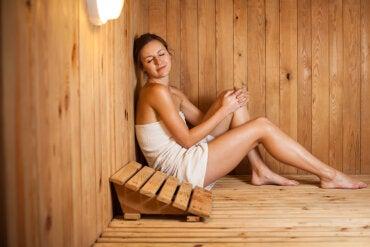 Beneficios de la sauna para la salud