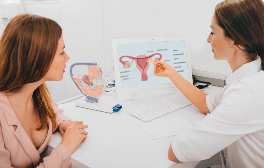 Causas de esterilidad en la mujer