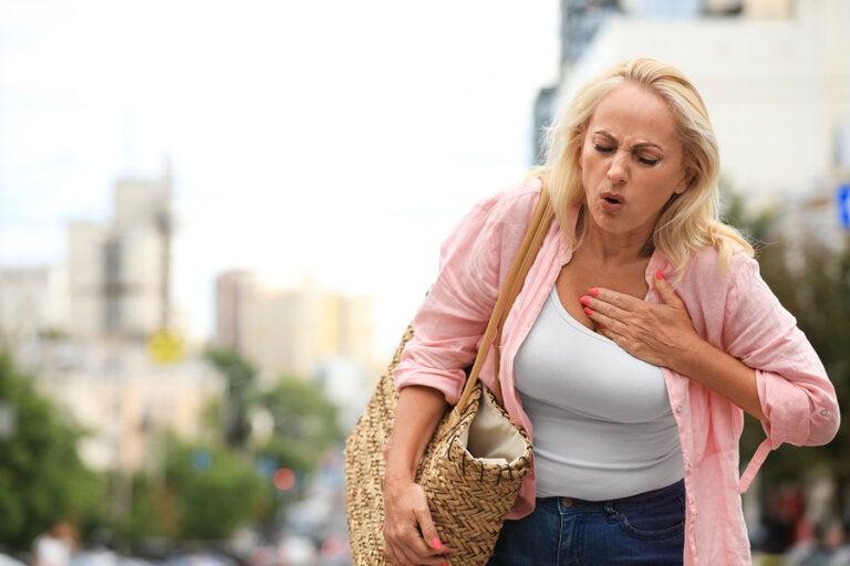 Síntomas del infarto de miocardio en mujeres