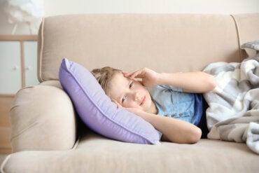 Migraña en niños: síntomas y tratamiento