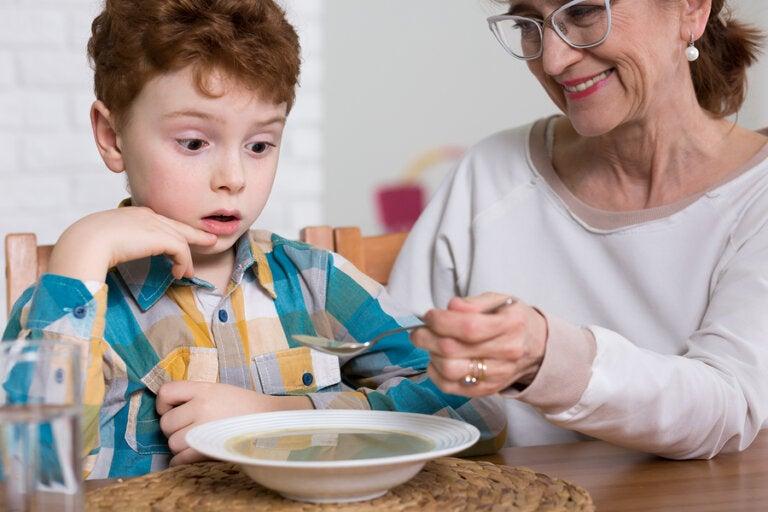 Trastornos alimentarios en niños con autismo