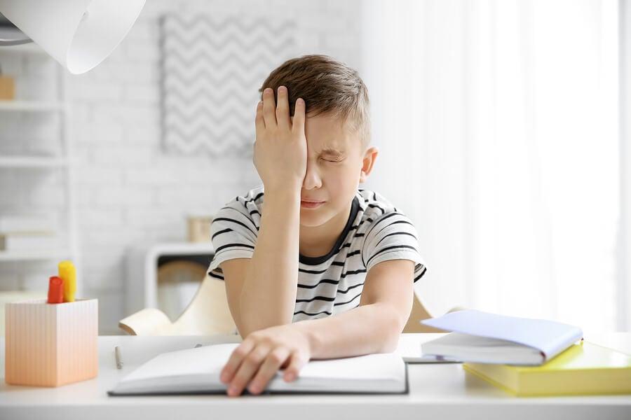 Síntomas de la migraña en niños