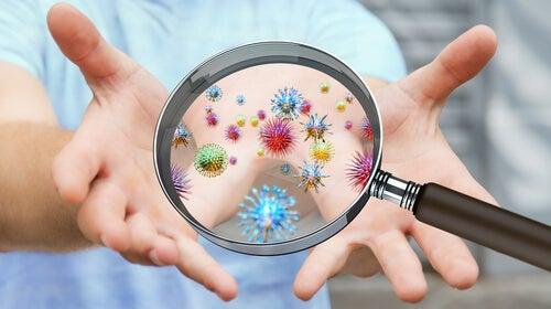 Infecciones bacterianas de la piel
