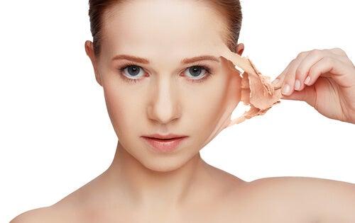 reparación de la piel