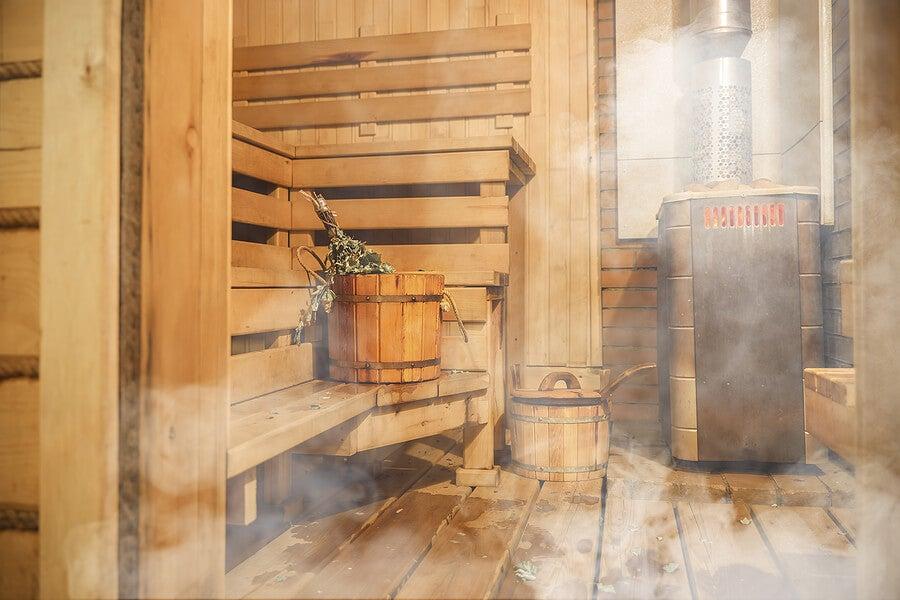Tipos de sauna