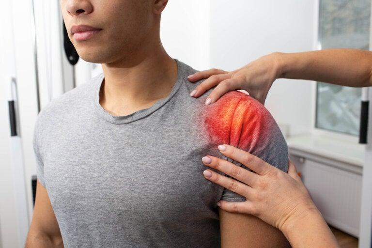 Tendinitis en el hombro: síntomas, causas y tratamiento