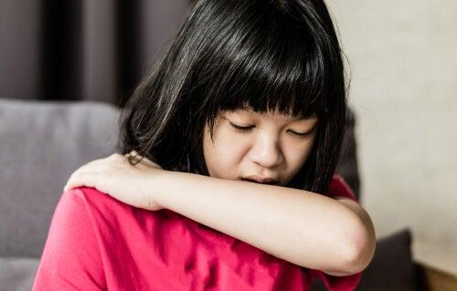 Tos en los niños con bronquitis