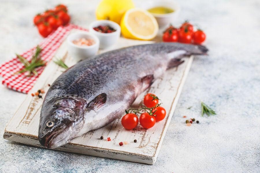 ¿Qué pescados no tienen anisakis?