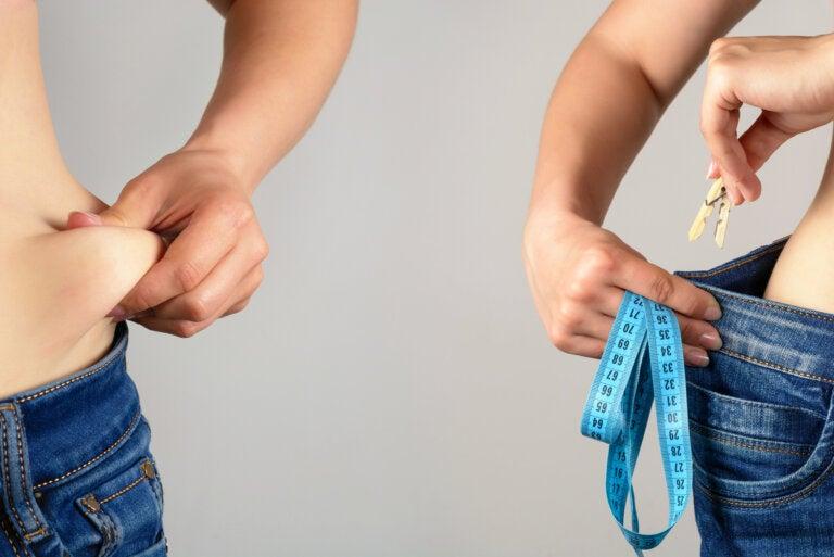 ¿Cuánto debe medir la circunferencia abdominal?