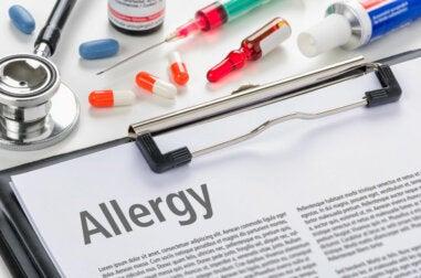 Alergia a los medicamentos
