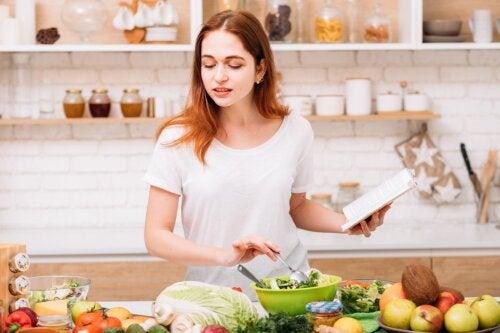 Rutinas y buenos hábitos alimentarios