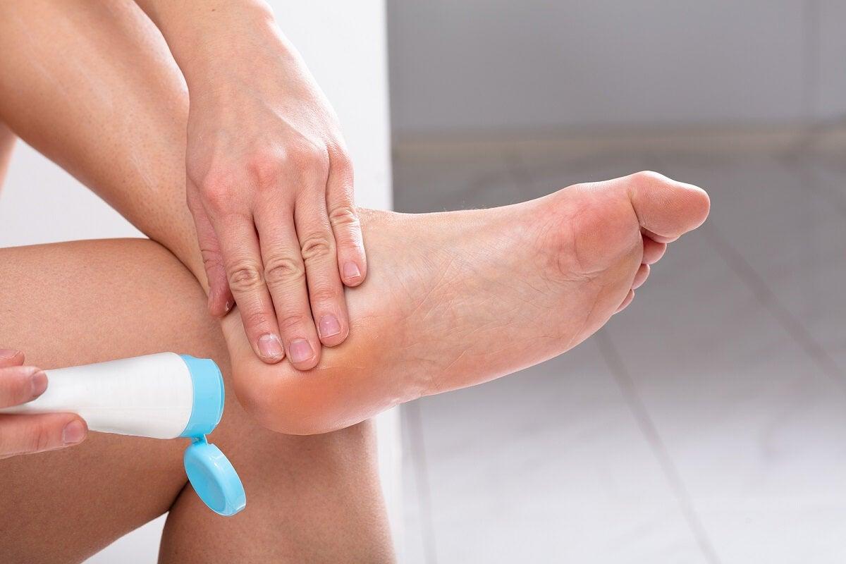 Cómo cuidar el pie diabético durante el verano