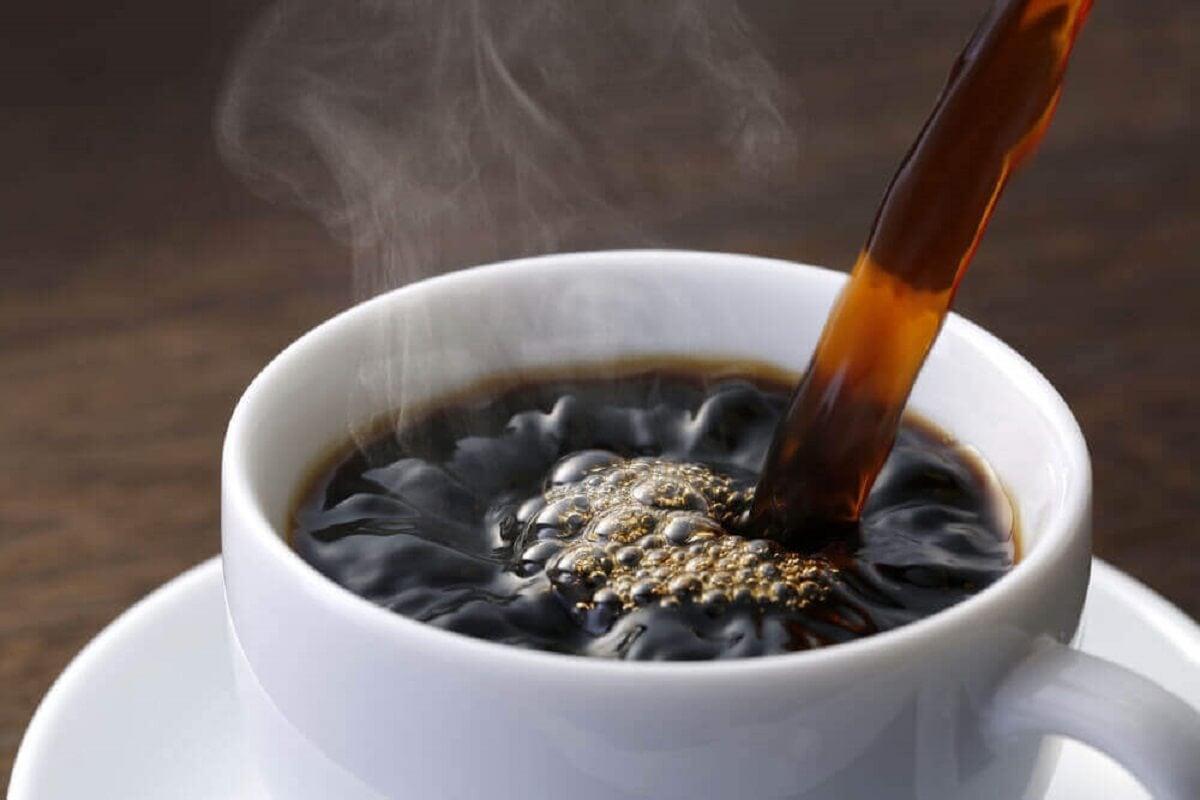 Café, bebidas que causan deshidratación