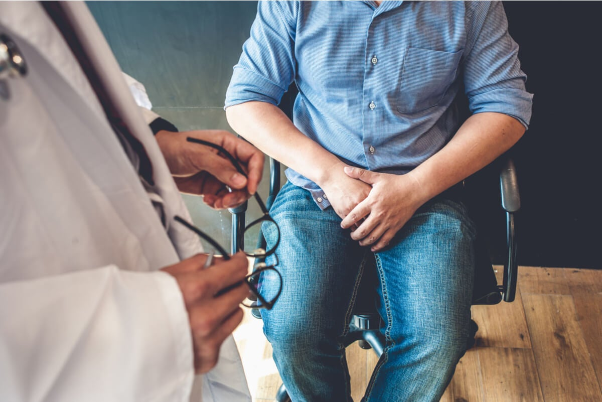 Consulta de urología por disfunción eréctil