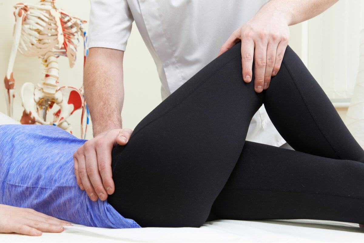 Fisioterapia de cadera