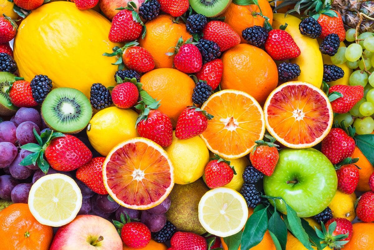 La fruta como postre