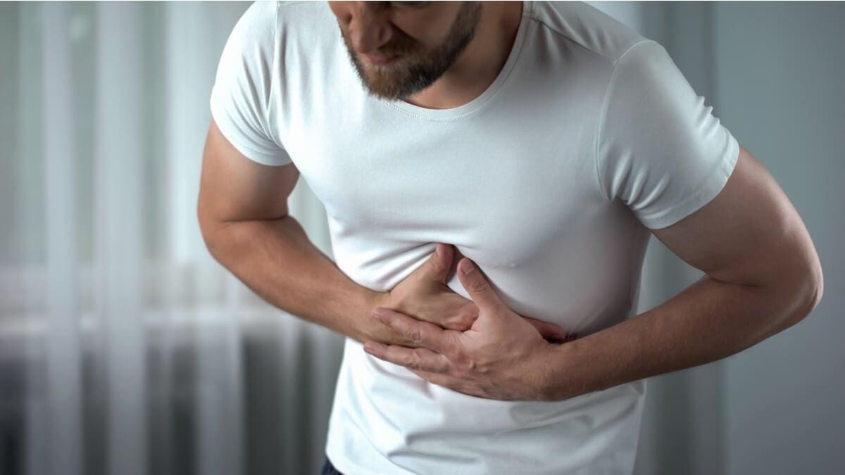 Paciente con complicaciones por enfermedad de Crohn