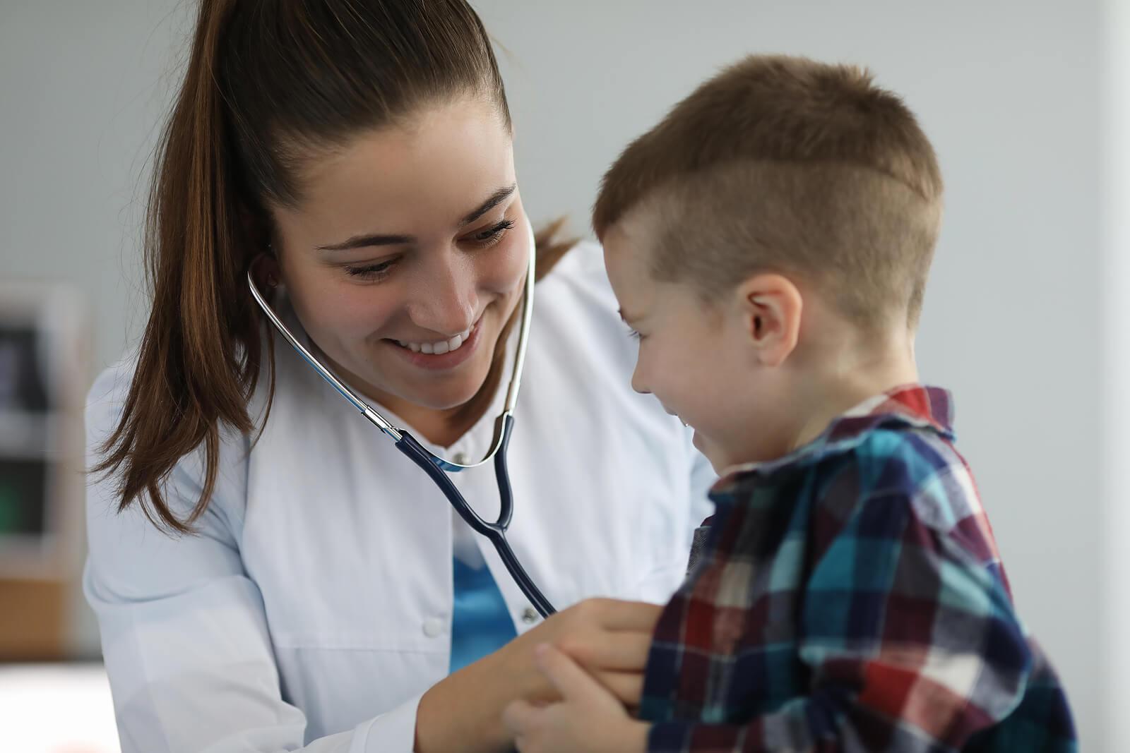 ¿Cuándo hay taquicardia en los niños?