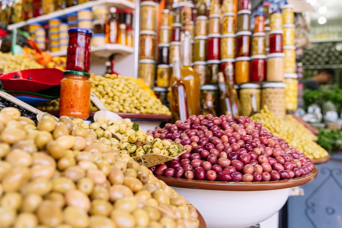 Dieta sostenible y mercados locales